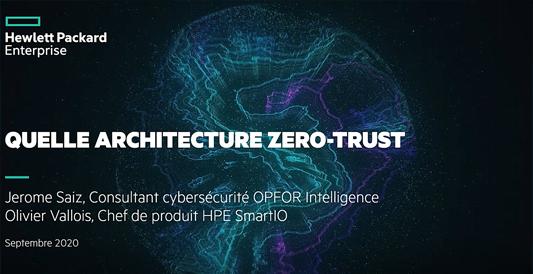Vidéo : Quelle architecture zero-trust pour protéger vos centres de données des cyberattaques ?